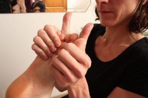 Massage pieds Craponne