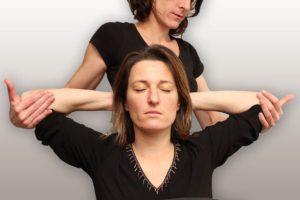 Massage Amma assis A Fleur